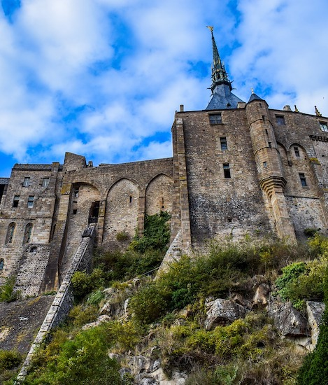 3 Day Trip to Normandy, Mont Saint Michel & the Loire Valley Castles