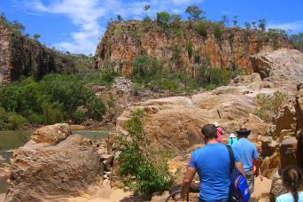 Katherine Gorge tour in Australia