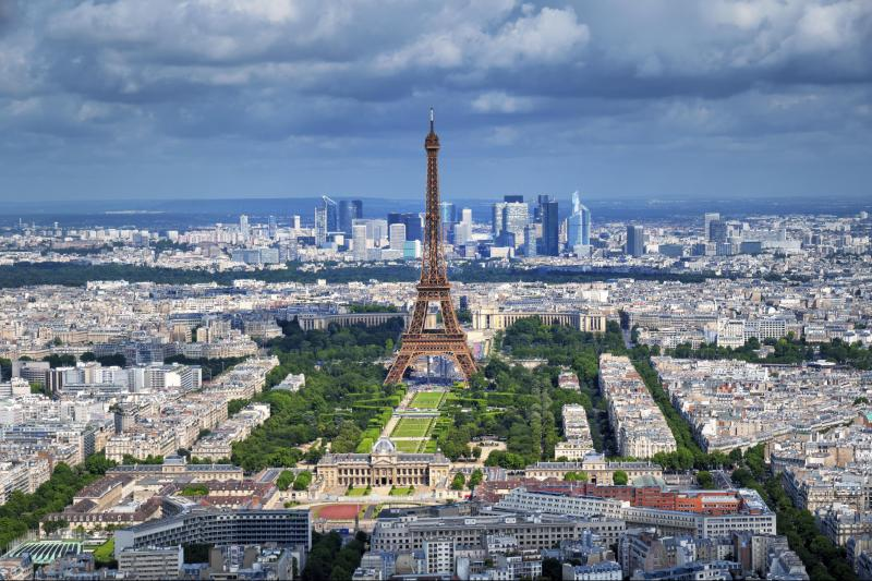 Travel to the Eiffel Tower and more on a Paris City Tour
