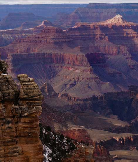 Grand Canyon South Rim Tour Las Vegas