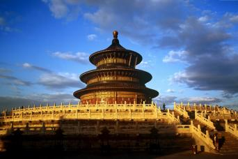 Temple of Heaven seen on Beijing city tour